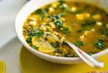 Wintery Soups