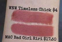 BEAUTY DUPES / Beauty / Dupes #beauty #makeup #dupes #bbloggers