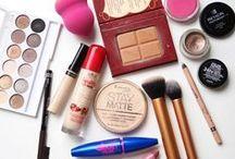 BUDGET BEAUTY / Beauty / Budget #beauty #bbloggers #makeup #skincare #budget