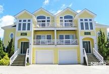 New 2016 Vacation Rental Homes / Getting ready to plan your one-of-a-kind OBX vacation? Check out these new 2016 vacation rentals available through Sun Realty!  Visit www.sunrealtync.com to see more!