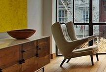 Interior / Home interior. Design classics , vintage and contemporary furniture, interior articles.