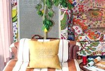 Textile & wallpaper / Textile and wallpaper