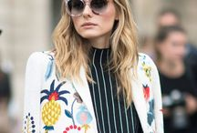 stylish actresses: olivia palermo
