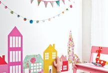 ••Dwellings for Kids••