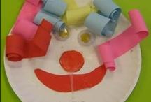 Clowns / by Deborah @ Teach Preschool