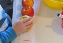 Apples / by Deborah @ Teach Preschool