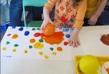 Balloons / by Deborah @ Teach Preschool