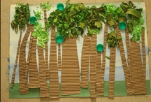 Forest / Discover wonderful ideas for teaching all about the forest in preschool...