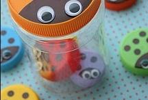 Bug-a-Boo Fun / by Deborah @ Teach Preschool