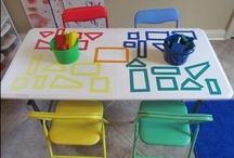 Blocks / by Deborah @ Teach Preschool