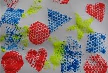 Bubble Wrap / by Deborah @ Teach Preschool