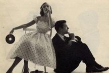 B & K's Engagement Shoot / A Fabulous Fifties Affair