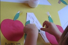 Alphabet / by Deborah @ Teach Preschool