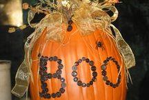 """Pumpkin Art / by Helen """"Tootsie"""" Bagley Rund"""