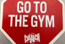 Gymspirational Quotes / by Crunch