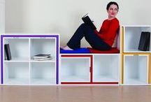 furniture_mixed / by Orsi Glavanovics