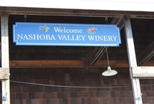 Nashoba Valley Wines, Beers, Spirits, and J's Restaurant / by Nashoba Winery