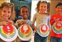 Around the World / by Deborah @ Teach Preschool