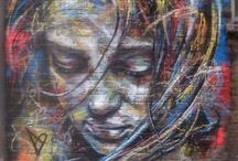 Street Art / by Iris Tewel