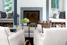 Living Room / by Nikki Hall