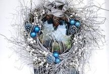 Christmas and Winter crafts / by Kim