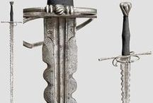 Weapons and tools