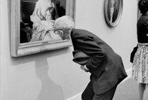Looking at art / #museum #voyeur