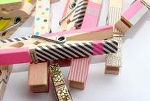 Washi / Washi Tape DIY/Crafts