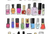 Nailpolish / All my polishes