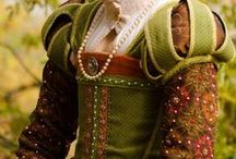 16th century costumes, repro and garp