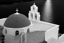 Greece / #blackandwhite #travel #traveldestination