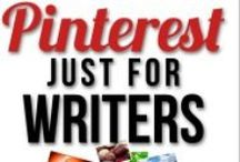 Pinterest for Authors / How to use Pinterest as part of a platform to promote your books and your author brand.