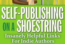 Self Publishing Information & Resources / Information and resources about self publishing as an indie author.