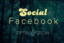SOCIAL: Facebook Marketing & more / Facebook is a complicated platform these days, so any tips, tricks and hacks are well worth eyeballing!