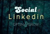 SOCIAL: Linkedin Love / Linkedin isn't for everyone, but for those who use it, and get business from it, they LOVE it!