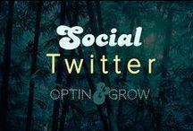 SOCIAL: Twitter and beyond / Tweet Tweet - Let's Tweet It.