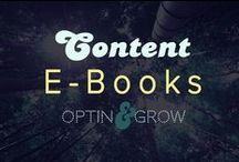 CONTENT: Ebooks, Self-Publishing & Writing / Right that Down...  ;)