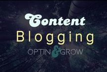 CONTENT: Blogging, Blogs & BlogStarz / Have you got a blog? Well that's good then. You'll love this board!