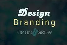 DESIGN: Branding for Online Biz & more... / Need to stand out from the crowd, without looking cheesy... then check this board!