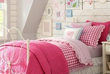 Kids/teens rooms / by Tracey Worrell