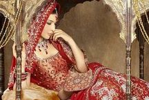 Lehenga & Choli / by Ragtime Doll