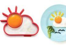 Recetas para niños / Desayunos / Comidas / Snacks divertidos para niños - Cute and fun ideas for kids, recipes for breakfast, meals, lunches and snacks