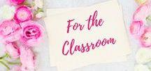 For the Classroom / Teaching | Teachers | Classroom Tips | Teaching Ideas | Education | Lesson Plans |