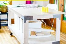 FIXIN THE UPSTAIRS CRAFT ROOM / by Marie Cheek