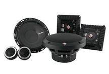 Rockford Fosgate Speakers / by Rockford Fosgate