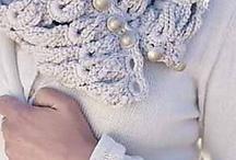 Doilies, lace, frills & Crochet / by Deborah Minnick