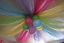 Fun Party Ideas and Decorations / by Pamela Angie