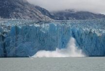 Glaciers / by Melissa Henkel