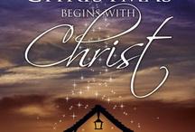 CHRISTmas / by Jacqueline Zarak