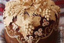 Bread -Pastries-Dough / by Jacqueline Zarak